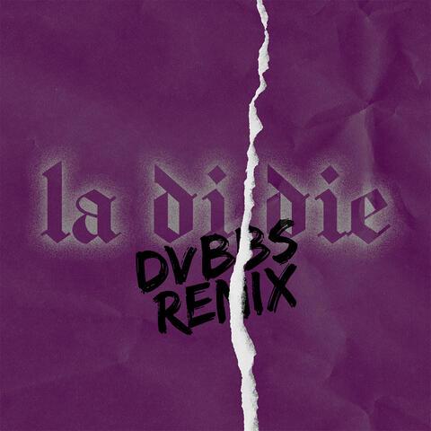 la di die (feat. jxdn) album art