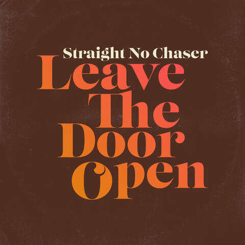 Leave the Door Open album art