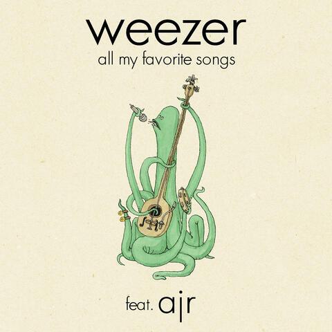 All My Favorite Songs (feat. AJR) album art