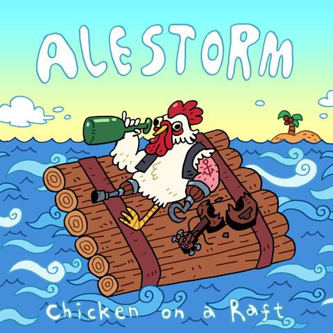 Chicken on a Raft album art