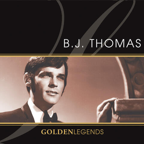 Golden Legends: B.J. Thomas (Rerecorded) album art