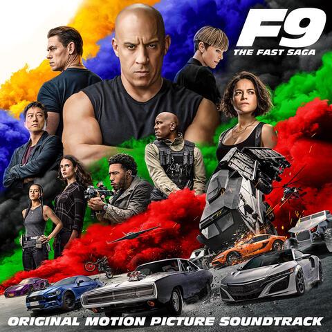 Fast Lane [From F9 The Fast Saga Original Motion Picture Soundtrack] album art