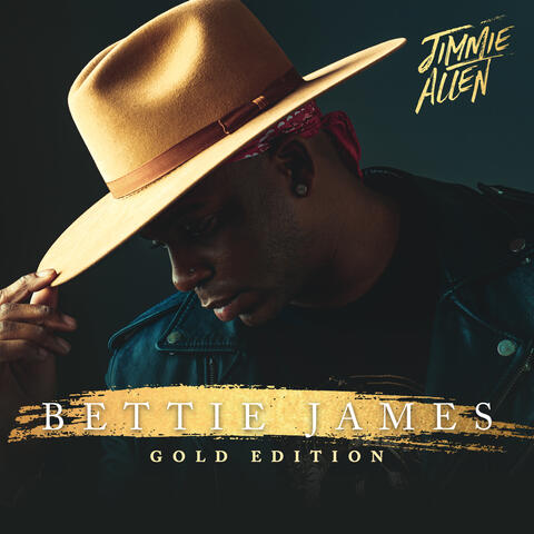 Bettie James Gold Edition album art