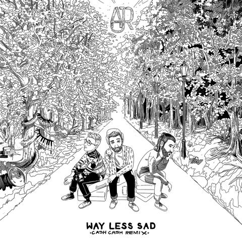 Way Less Sad album art
