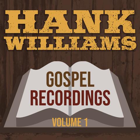 Gospel Recordings, Vol. 1 album art