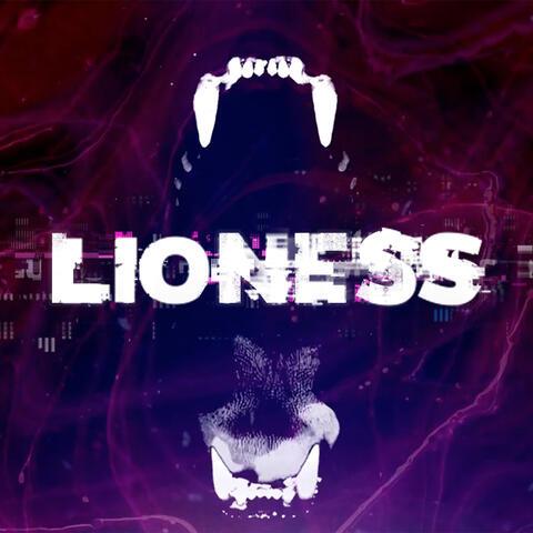 Lioness album art