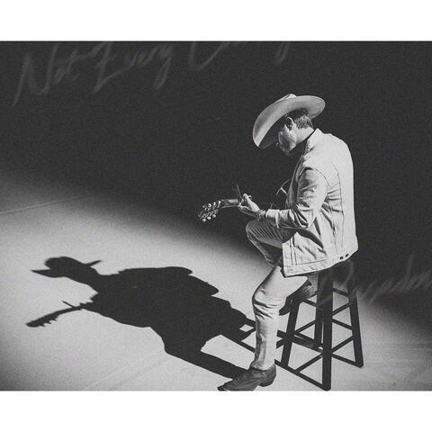 Not Every Cowboy album art