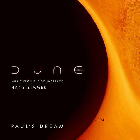 Paul's Dream (Dune: Music from the Soundtrack) album art