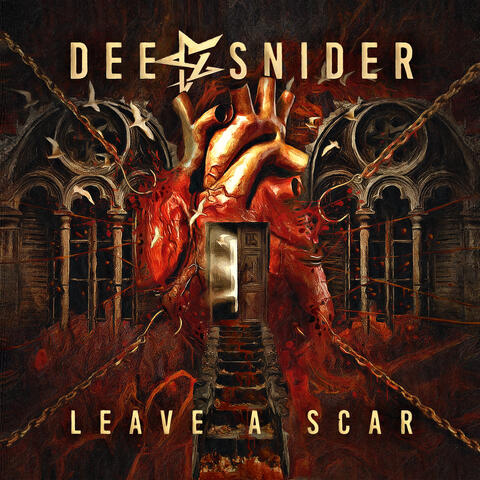 Leave A Scar album art