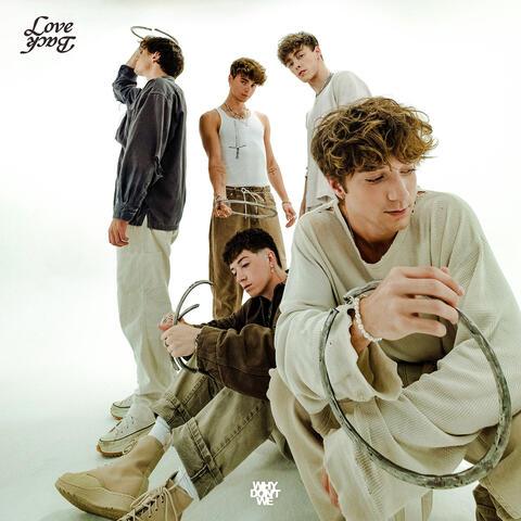 Love Back album art