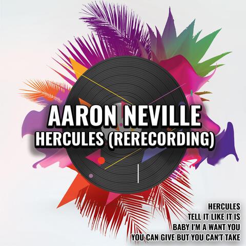 Hercules (Rerecorded) album art