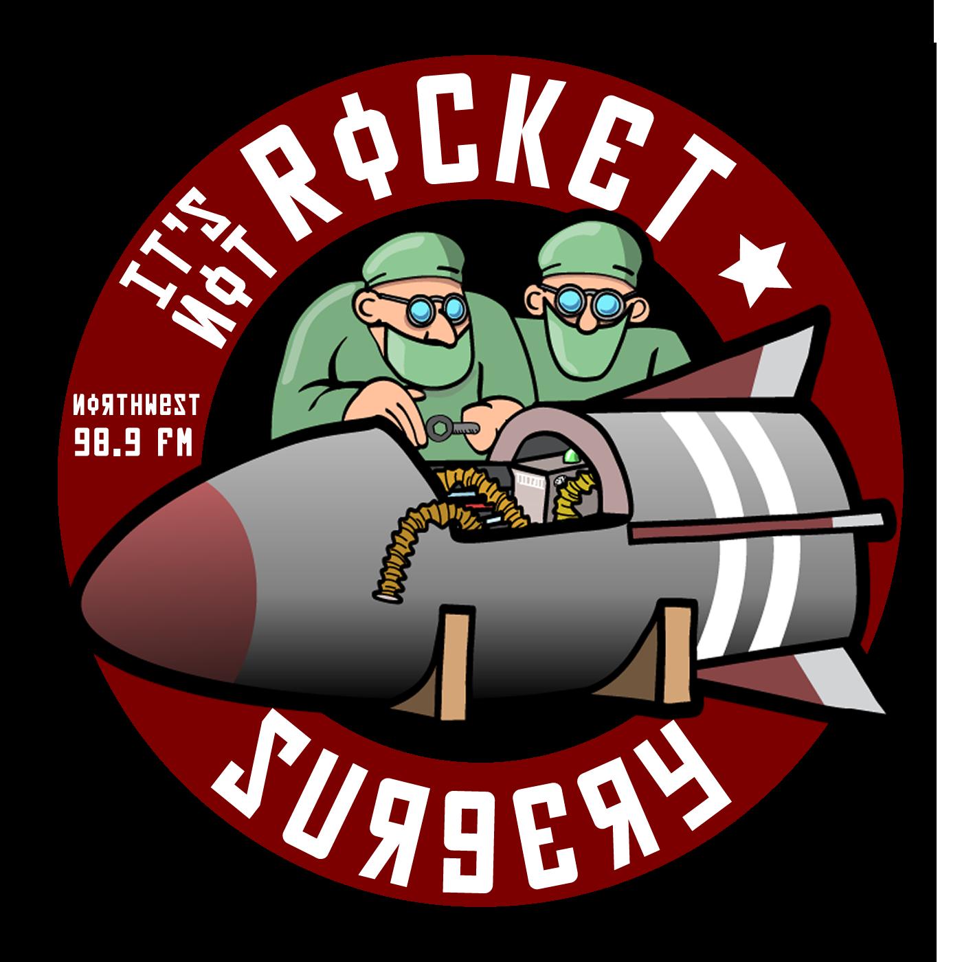podcast – It's Not Rocket Surgery