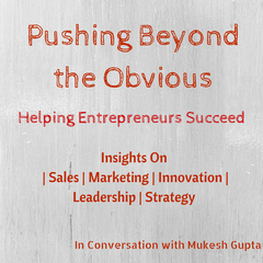 PBTO S2E10: Things that Matter to being Successful with Anne Sugar - Pushing Beyond the Obvious - Helping Entrepreneurs Succeed
