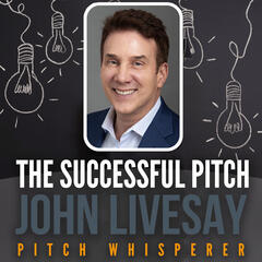 The Blind Spots Between Us With Dr. Gleb Tsipursky - The Successful Pitch with John Livesay