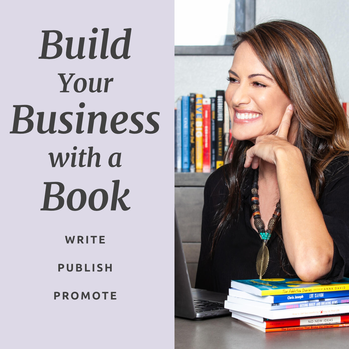 Build Your Business with a Book