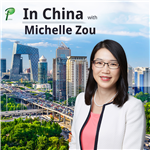 In China with Michelle Zou