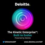The Kinetic Enterprise(tm): Built to Evolve, Presented by Deloitte