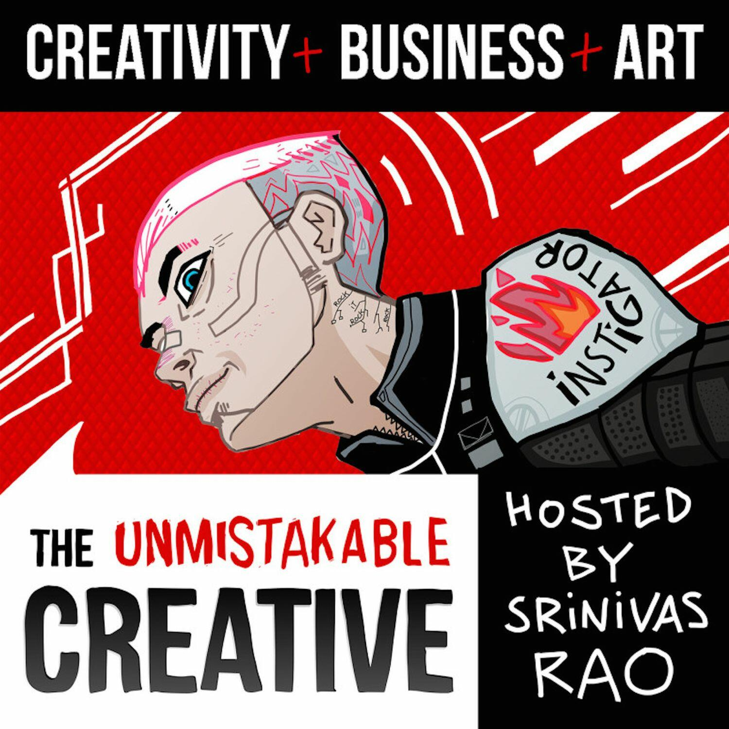 Listen to the The Unmistakable Creative Podcast Episode - Christine Comaford: Building Smart Tribes on iHeartRadio | iHeartRadio