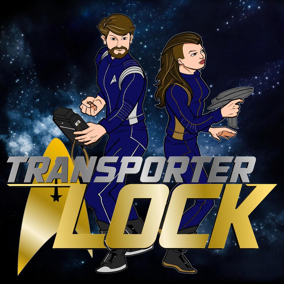 Transporter Lock - A Star Trek podcast
