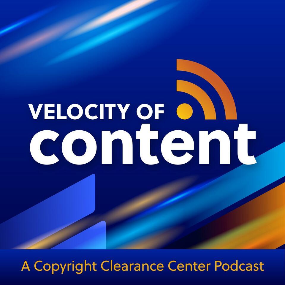 Velocity of Content