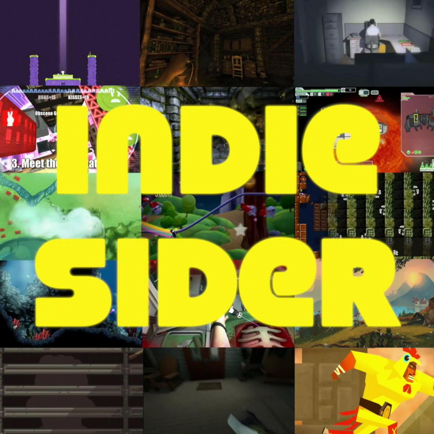 IndieSider - indie video game developers interviews