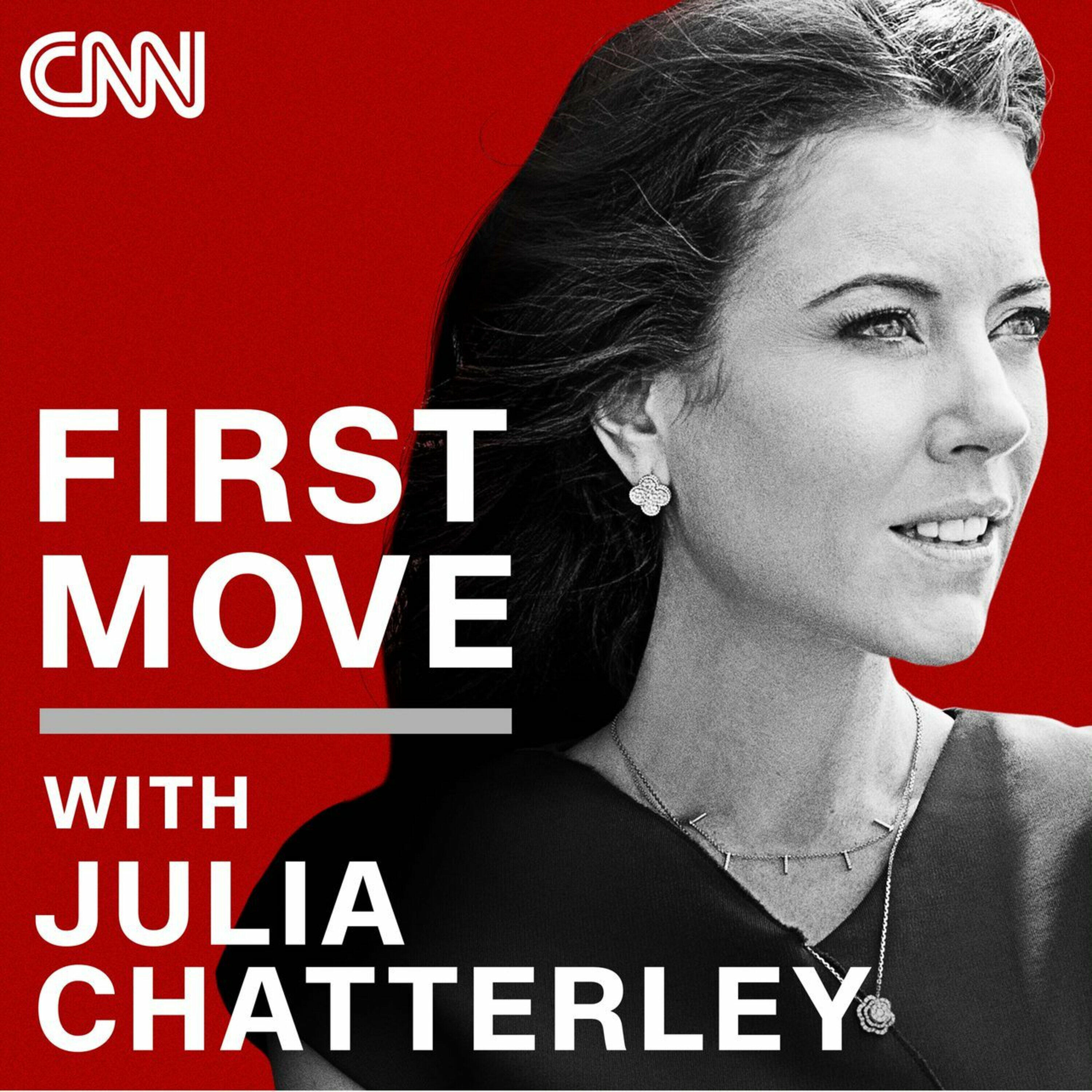 First Move with Julia Chatterley