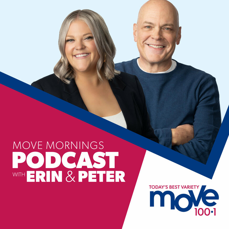 MOVE Mornings Podcast with Erin and Peter