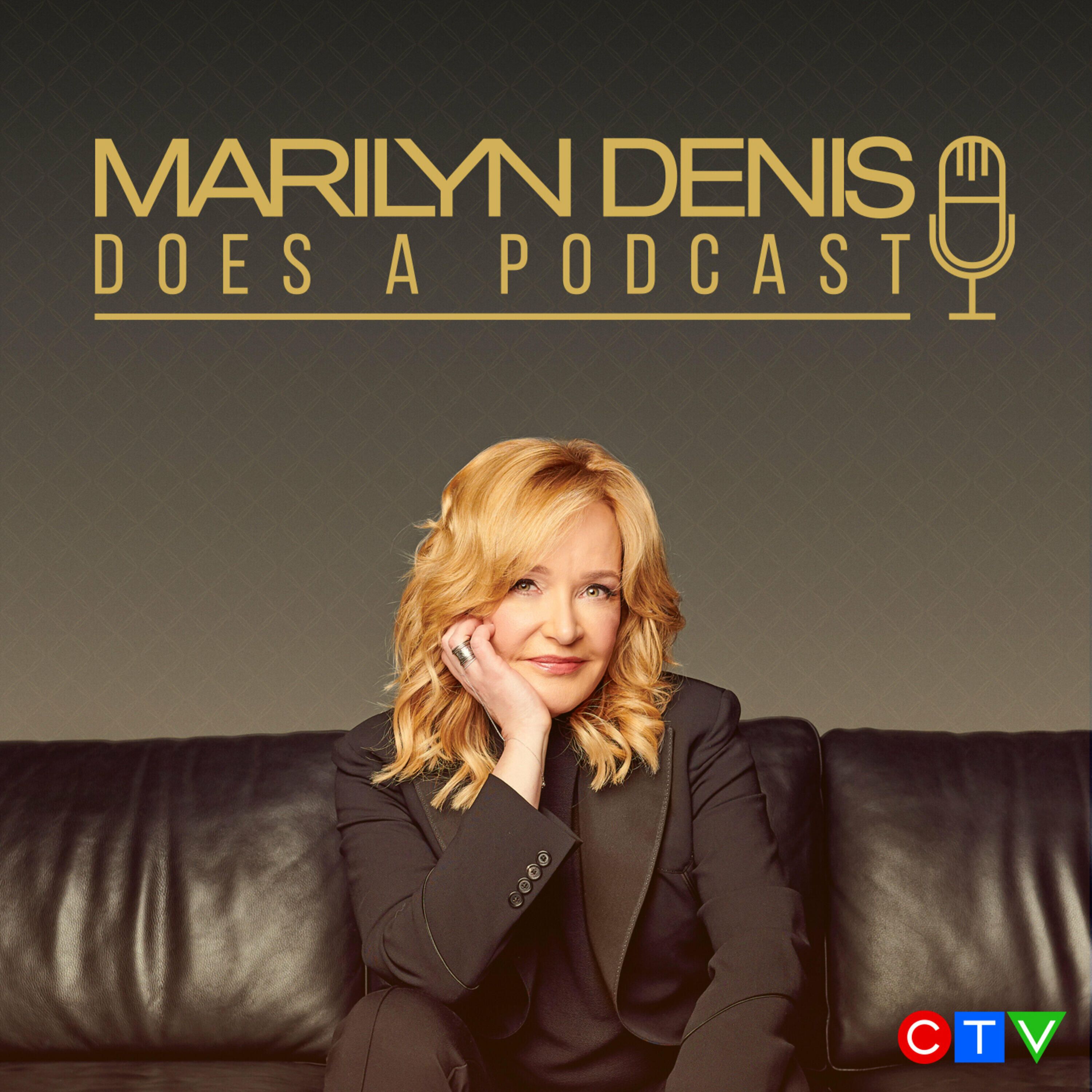 Marilyn Denis Does a Podcast