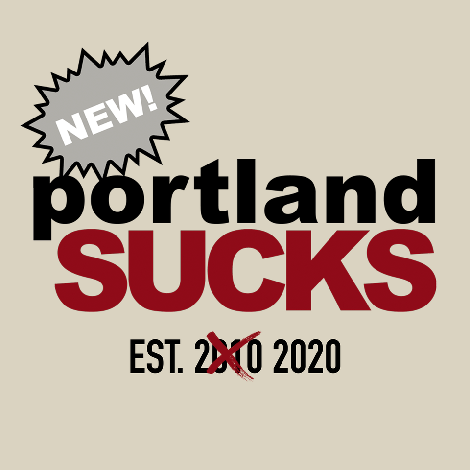 PDX Sucks
