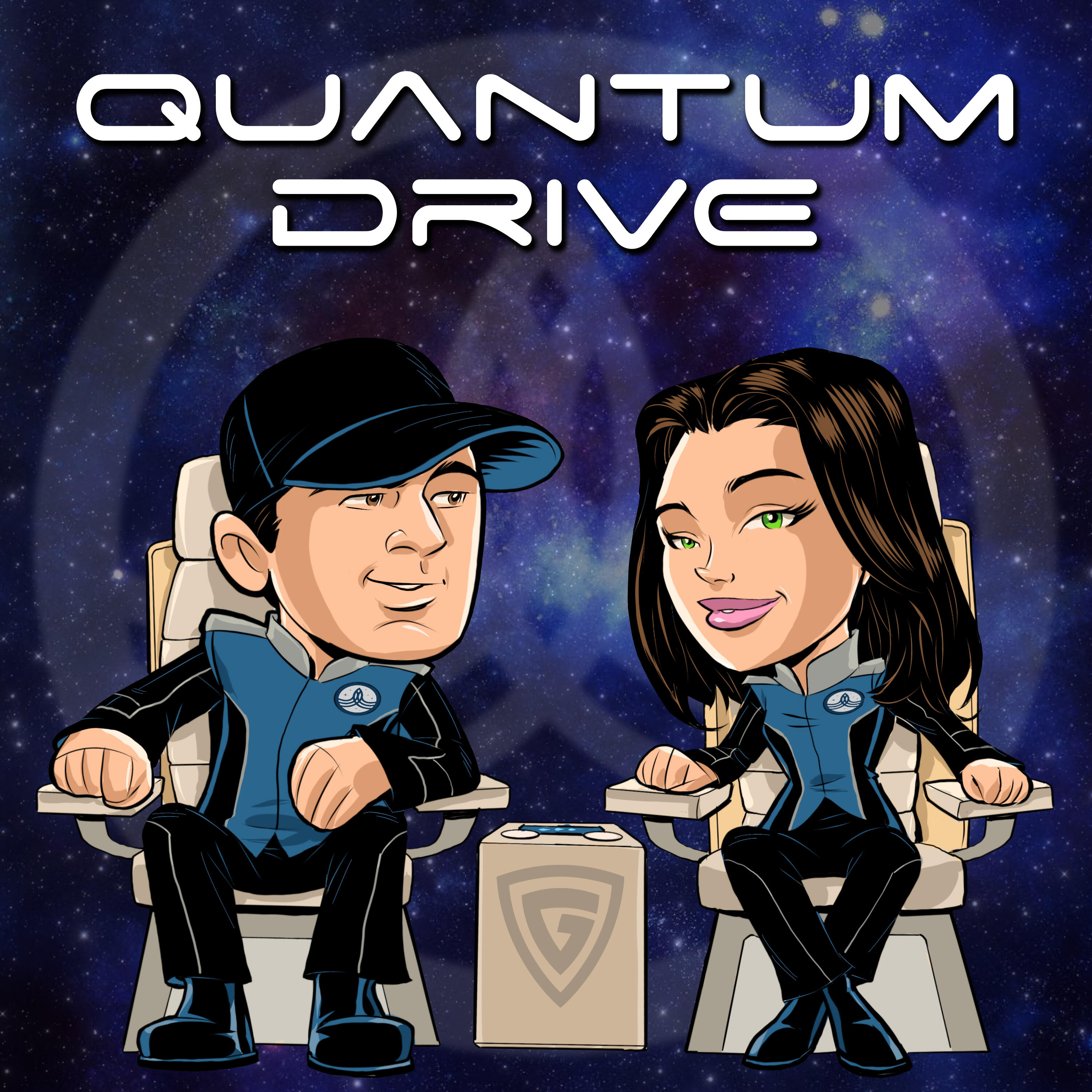 Quantum Drive: The Orville Podcast