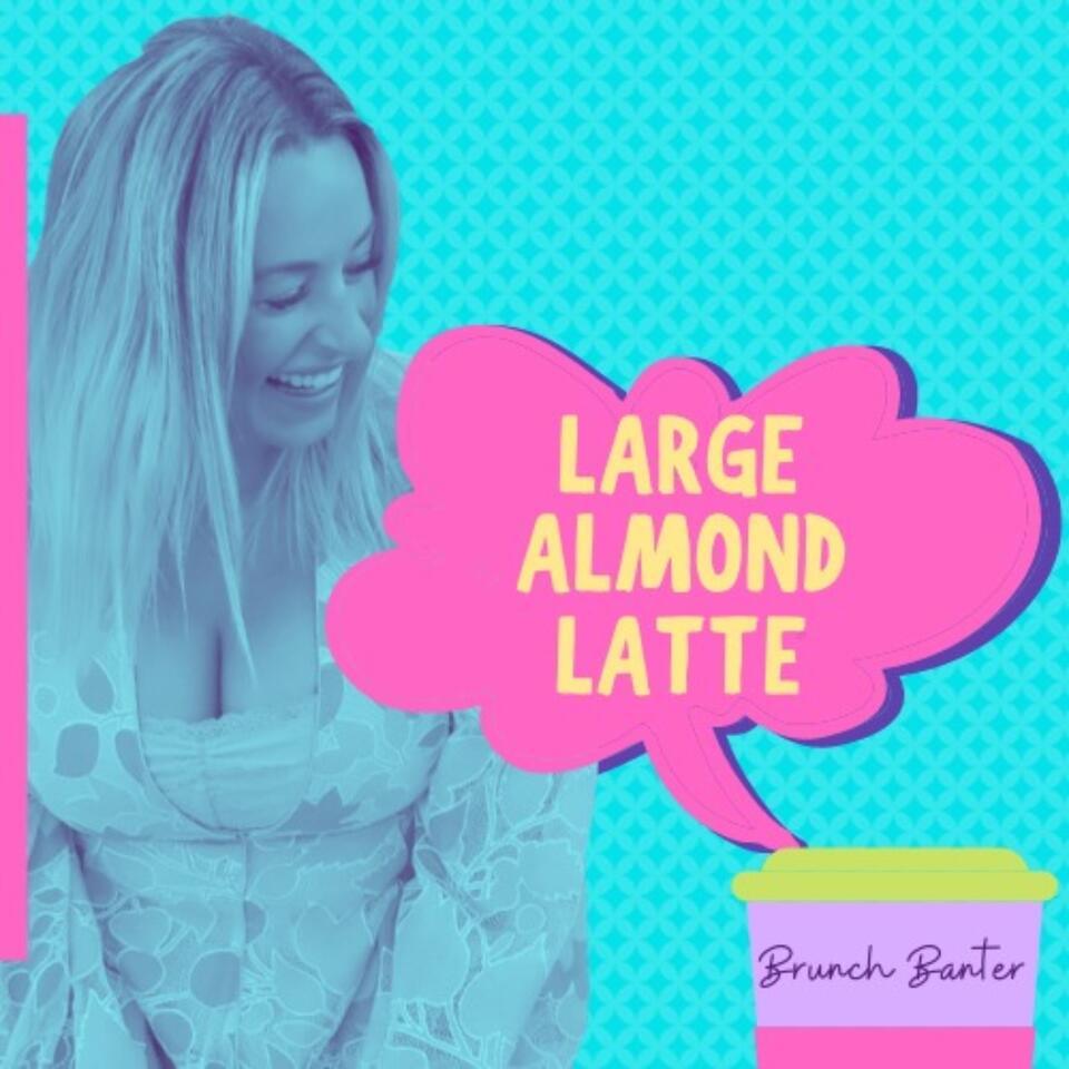 Large Almond Latte
