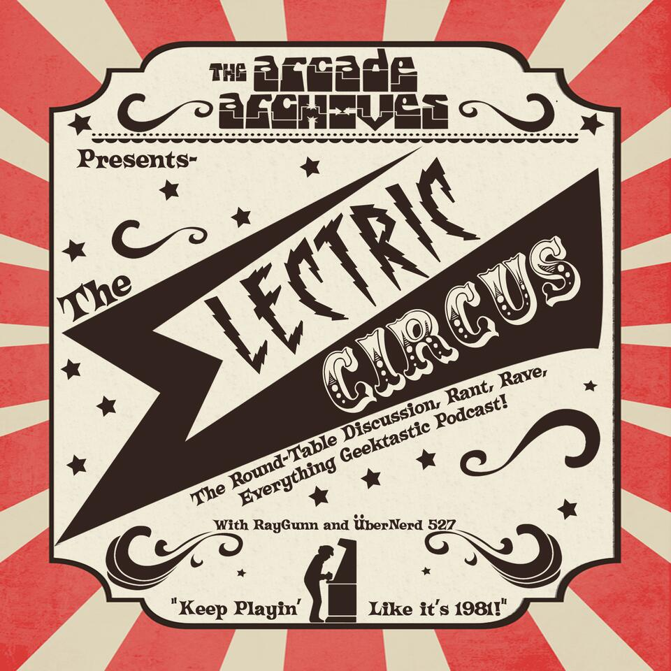 The Arcade Archives! » The Electric Circus