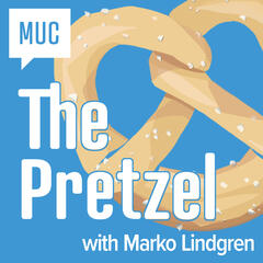 The Pretzel - The CreativeMornings Munich Podcast