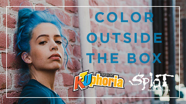 Color Outside The Box with Splat at KTUphoria!