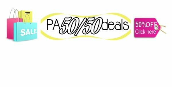 Enter to Win - PA 50/50 Deals