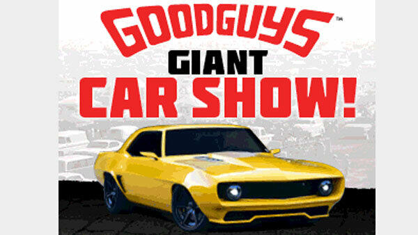 Win a Free Registration for your Car to the Goodguys Show & Shine!