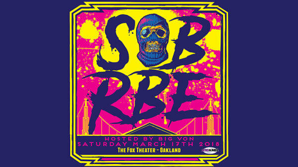 Win tickets to see SOB x RBE at The Fox Theater!