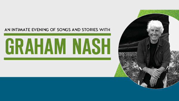 Win Tickets to Tickets to Graham Nash