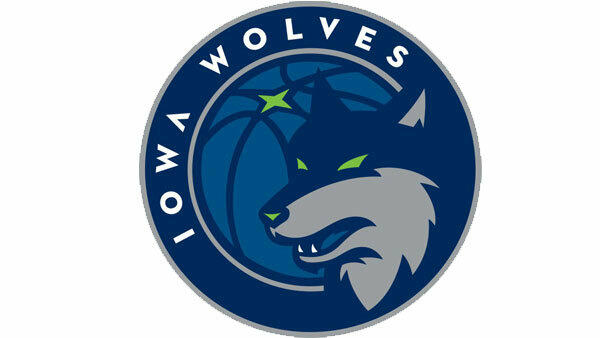 Win four Iowa Wolves floor seats with Wolves Wednesdays