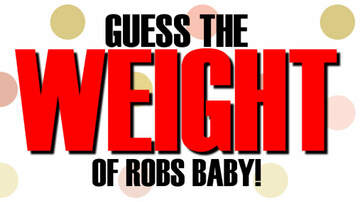 Rob Powers - Guess the weight of Rob's Baby to WIN!!