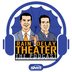 Listen to the Rain Delay Theater: The Podcast Episode
