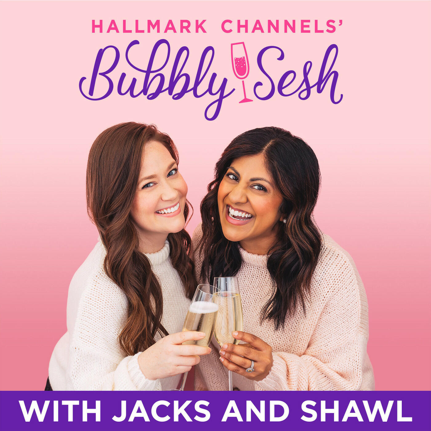 Hallmark Channels' Bubbly Sesh