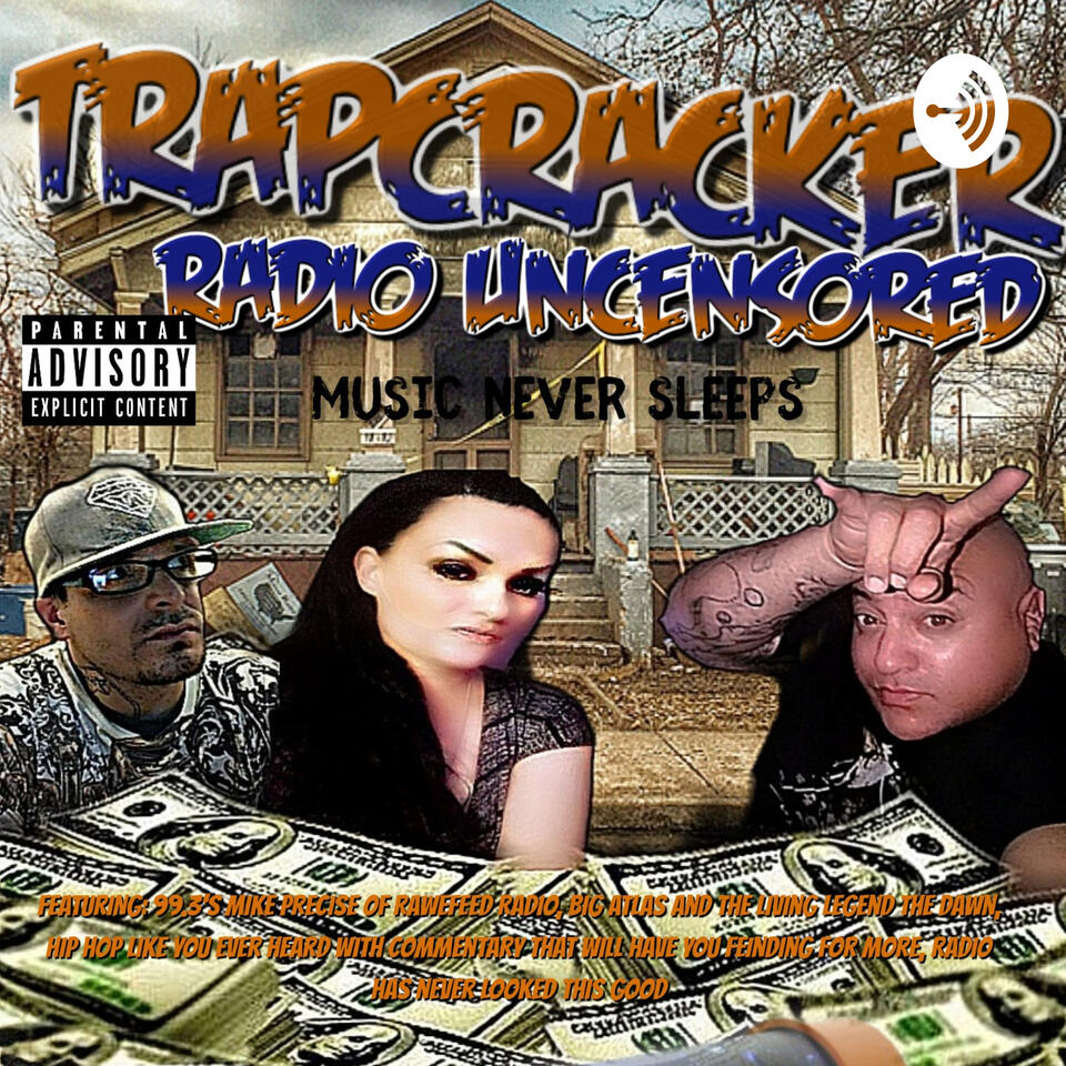 TrapCracker Radio Music Never Sleeps