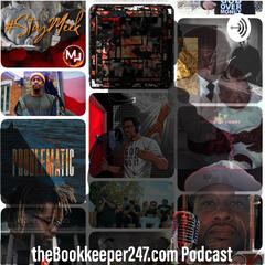 """theBookkeeper247 """"Behind the Mic"""" Podcast Episode 6 with Guest Q-Flo (Part 2) #tBK247 #Christianhiphop - theBookkeeper247 Podcast"""
