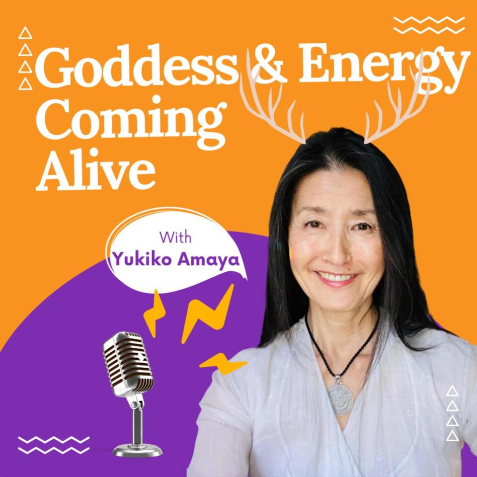 Goddess and Energy Coming Alive