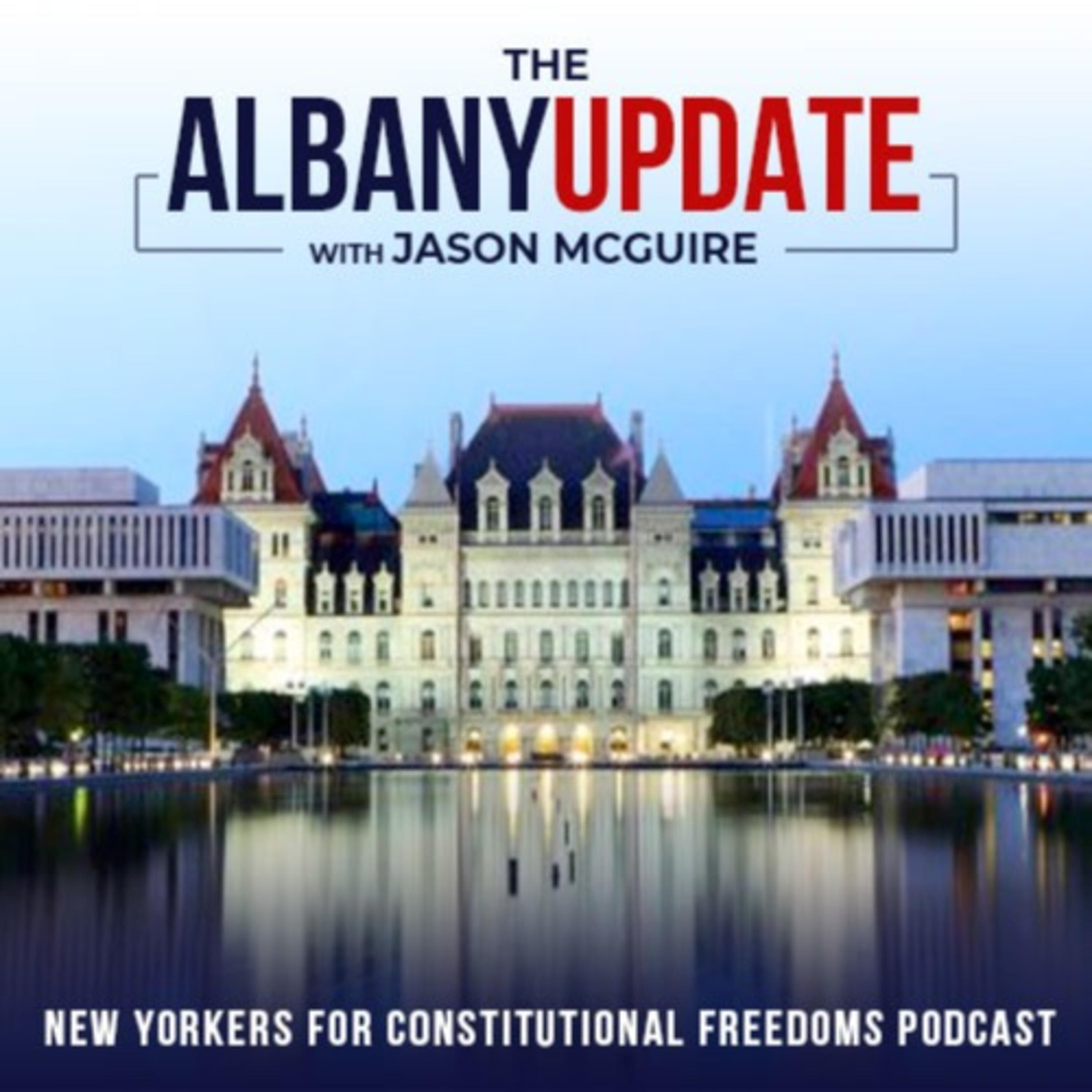The Albany Update with Jason McGuire