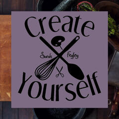 Create Yourself with Sarah Fegley
