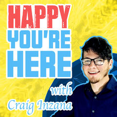 Reacting to Trauma Through Connection with Iram Gilani - Happy You Are Here Podcast