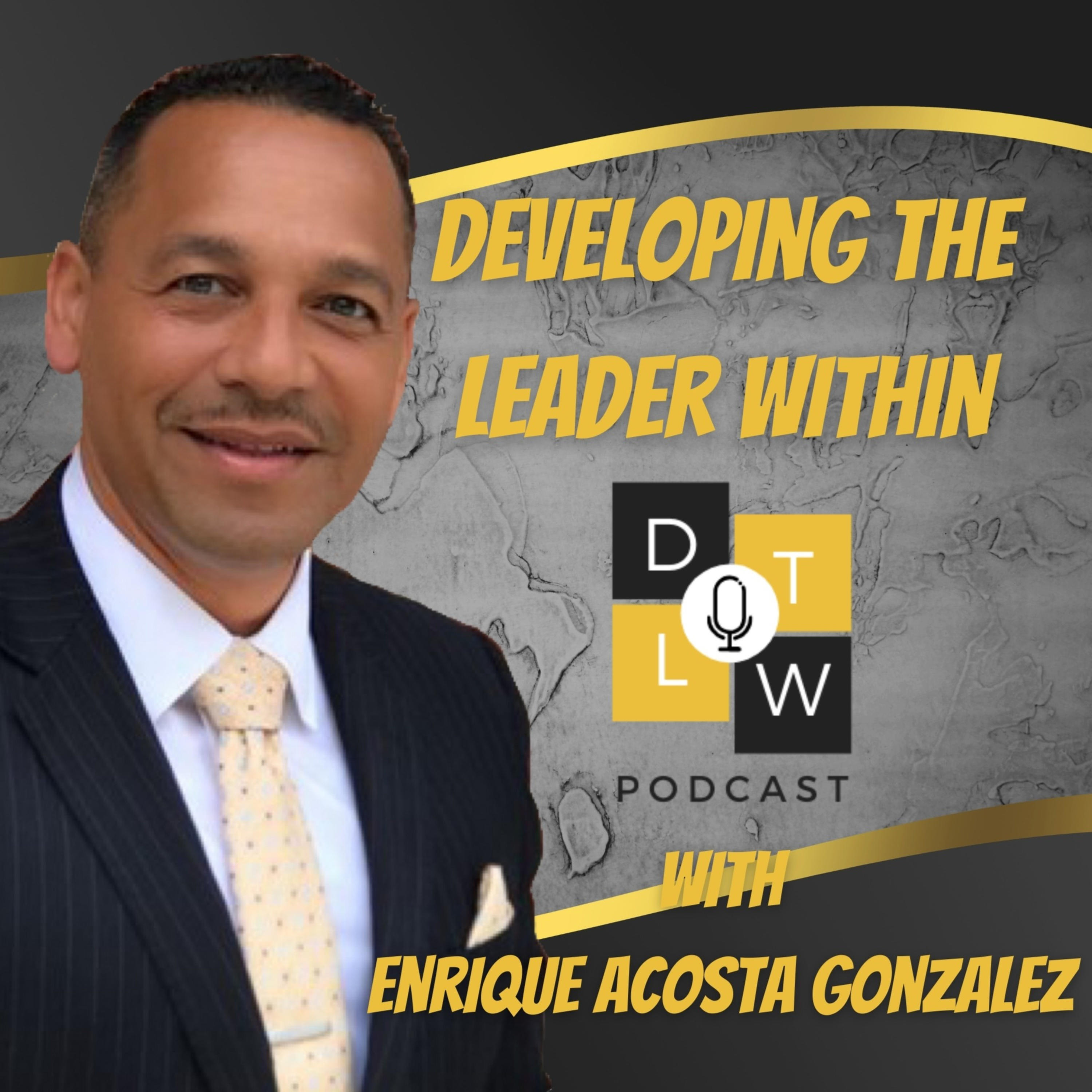 Developing the leader within Podcast