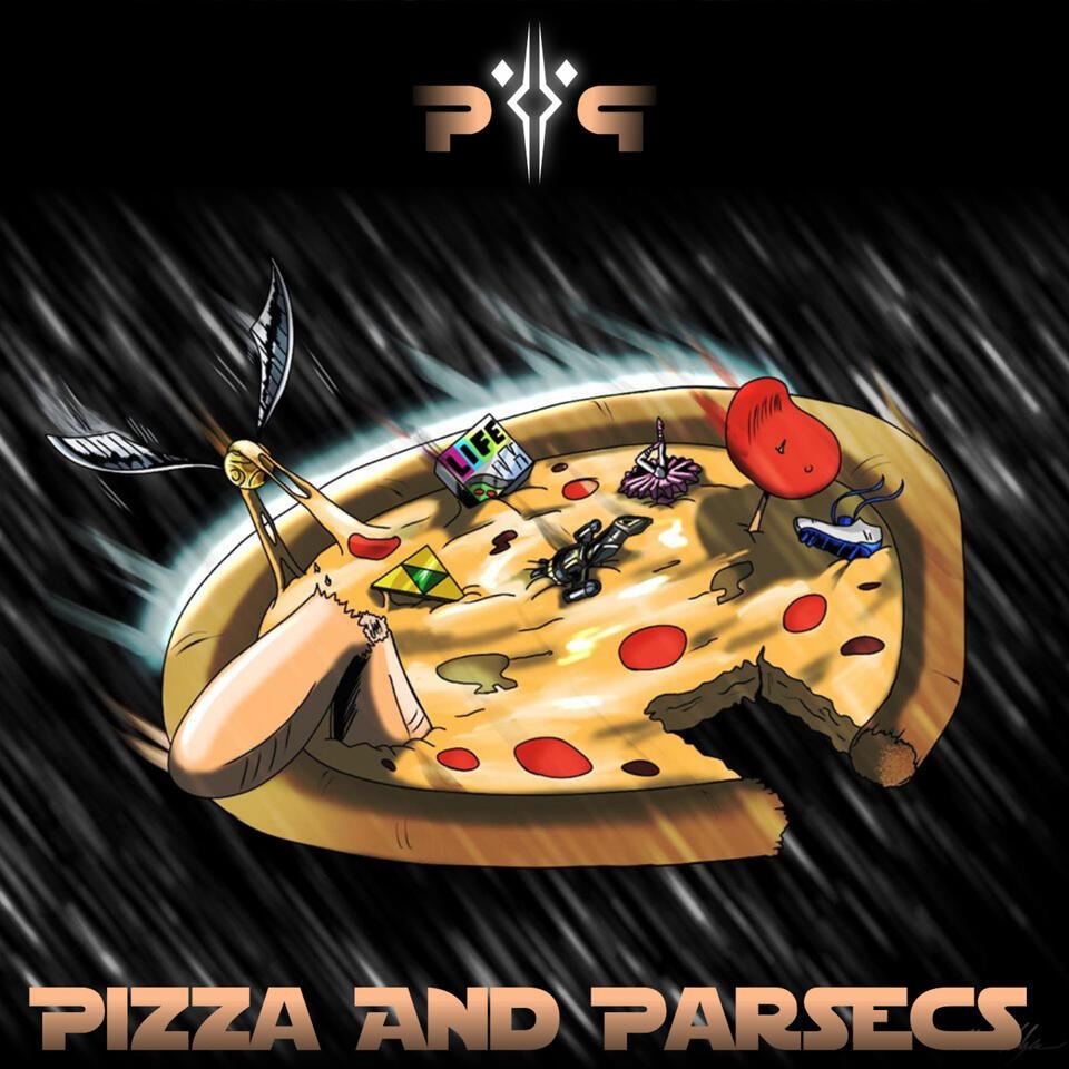 Pizza and Parsecs